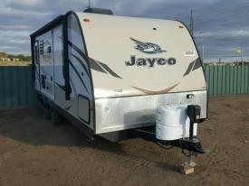 Salvage Jayco WHITE HAWK